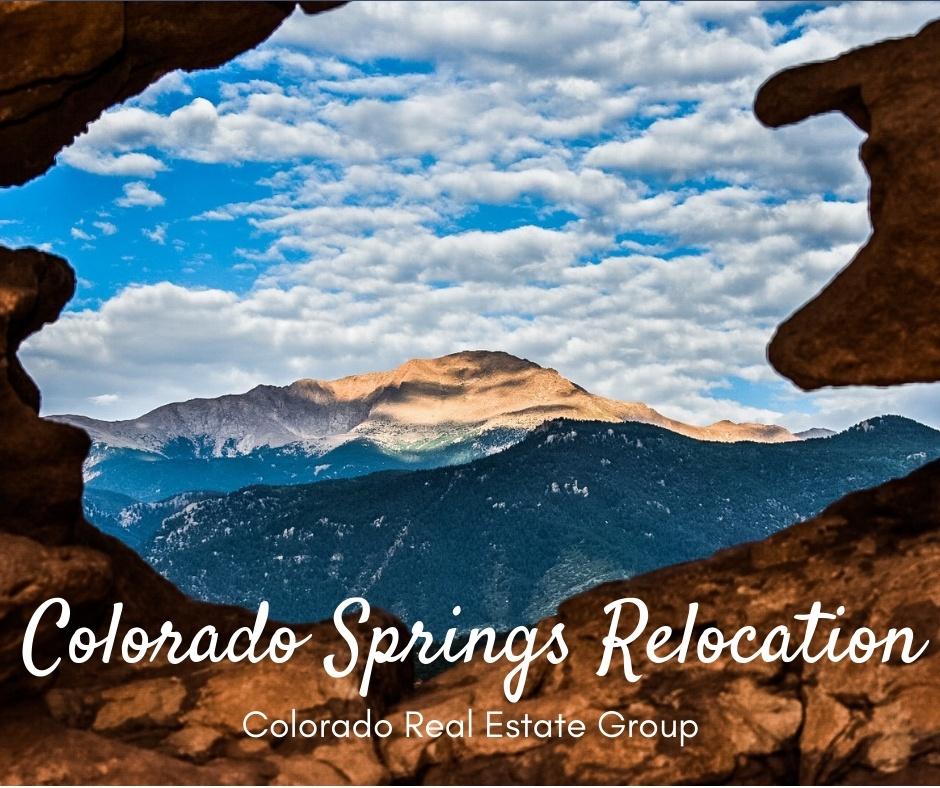 Colorado Springs Relocation Series