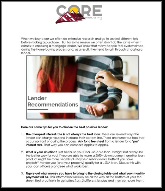Lender Recs Thumbnail