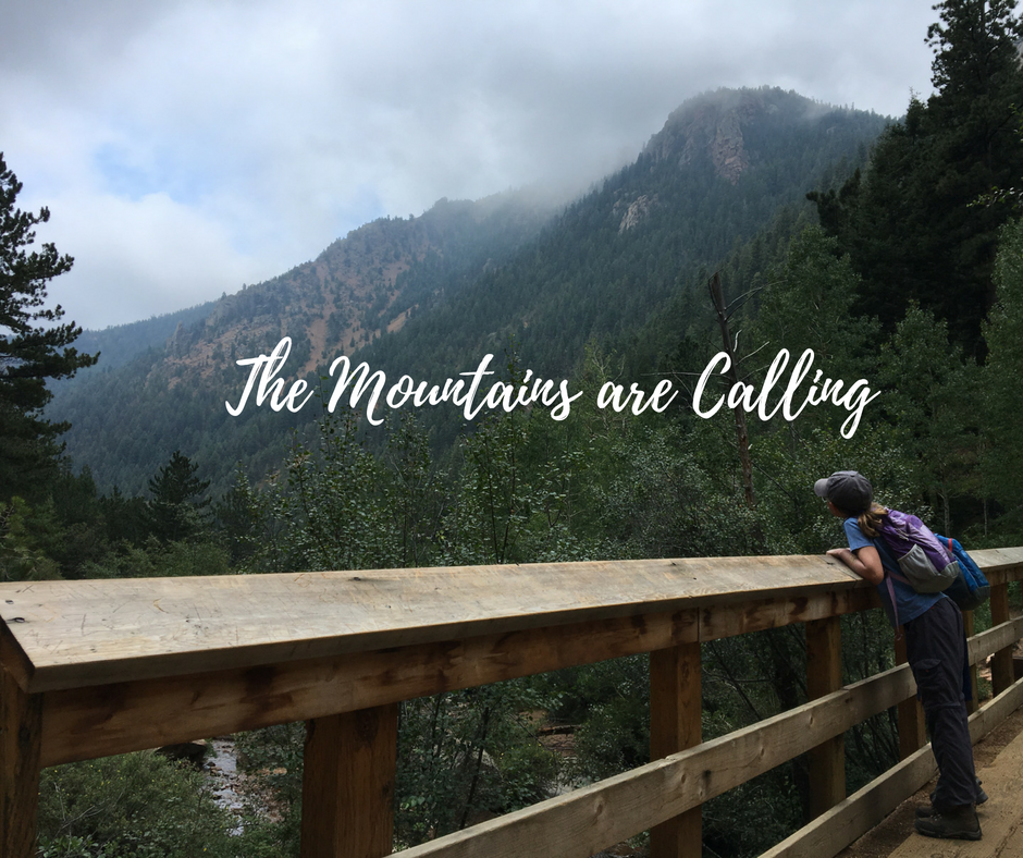 Mountains are Callings