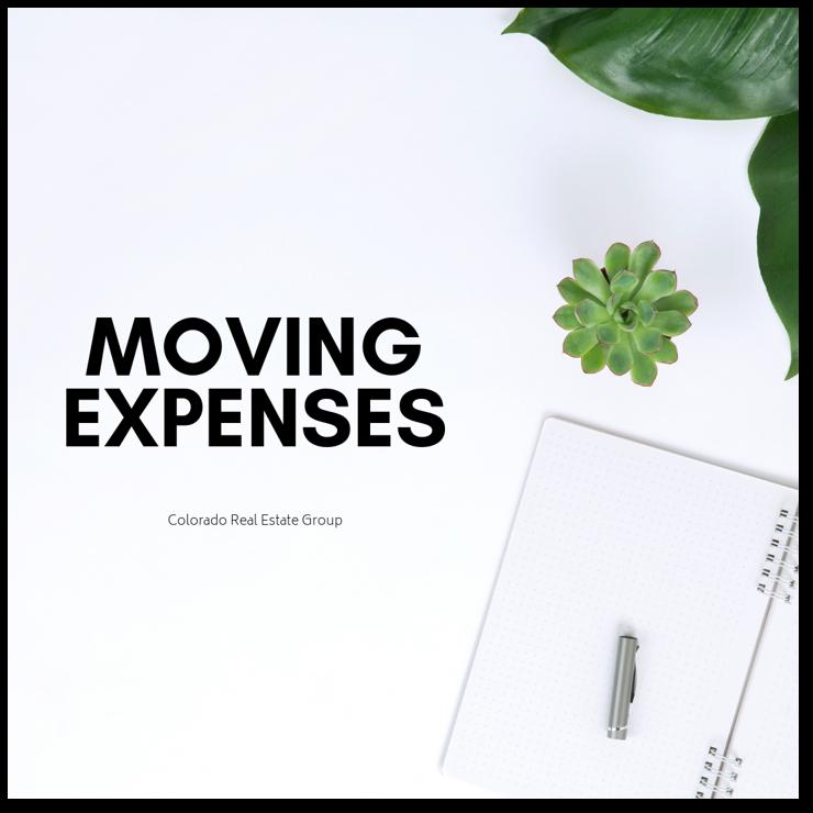 Moving Expenses Border